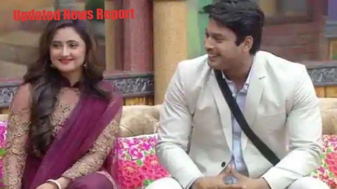 Siddharth and Rashami