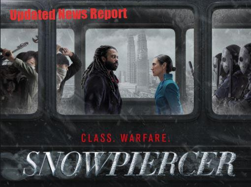 Snowpiercer Netflix Web Series Leaked By Worldfree4u