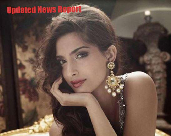 Sonam Kapoor shared the photo and asked 'Oh God what should I do'?