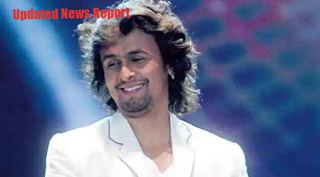 "Sonu Nigam sang the title song of ""Mahabharata"" 31 year's ago"