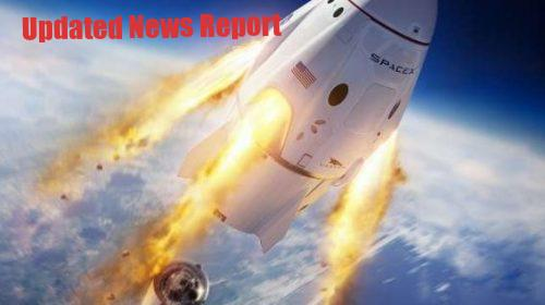 SpaceX created history, rocket entered into safe orbit with two astronauts