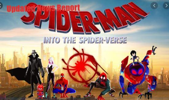 Download Spider Man: Into the Spider-Verse Hollywood Movie on Skymovies