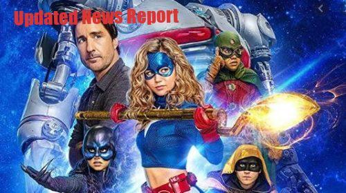 DC's Stargirl Season 1 Leaked By Tamilrockers