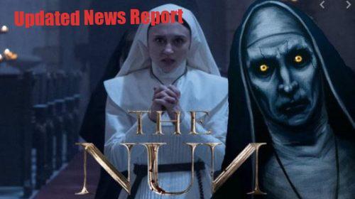 Download The Nun (2018) Hollywood Movie On Movies4u