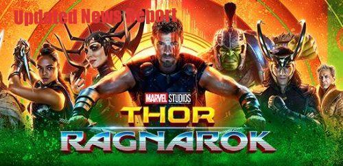 Download Thor: Rangarok Hollywood Movie On Worldfree4u
