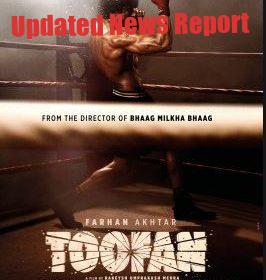 Toofan (2020) Bollywood Movie Reviews, Trailer, Star Cast & Release Date