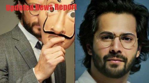 Varun Dhawan shared photos with glasses and long hair