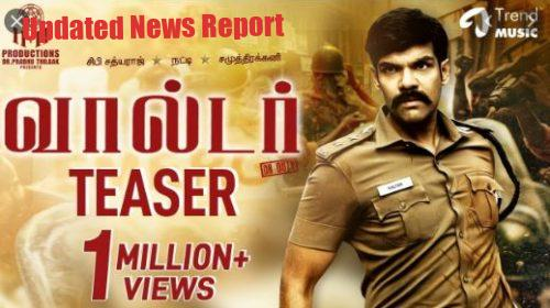 Walter Amazon Prime Tamil Film Leaked By Movierulz