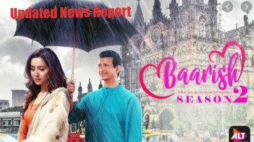 """Zee5 Web Series """"Baarish"""" Season 2 Leaked By Filmyzilla"""