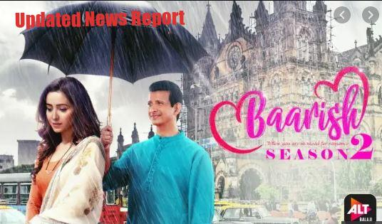 "Zee5 Web Series ""Baarish"" Season 2 Leaked By Filmyzilla"