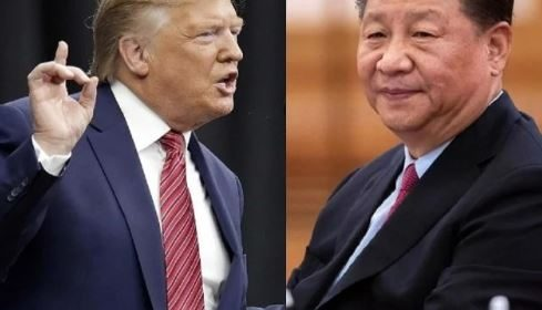 China becomes a part of Gritty eyes of America