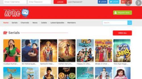 Apne TV 2020: Download Hindi TV Shows on Apne TV