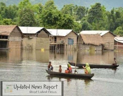 Assam flood situation worsens, 16 deaths so far