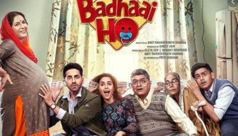 Download Badhaai Ho Bollywood Movie on Worldfree4u
