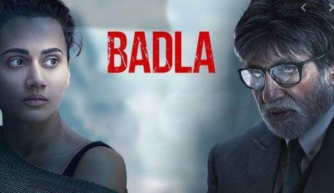Download Badla (2019) Bollywood Movie on Khatrimaza