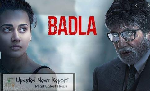 Download Badla (2019) Bollywood Movie on Khatrimaza