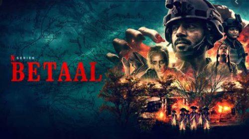 Actor Vineet Singh responds to critics of 'Betal', 'Web series still on top of Netflix'