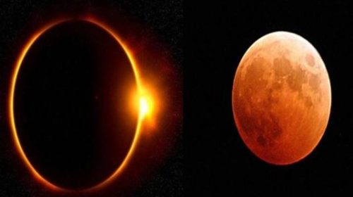Chandra Grahan or Lunar Eclipse: How and where the lunar eclipse will look today