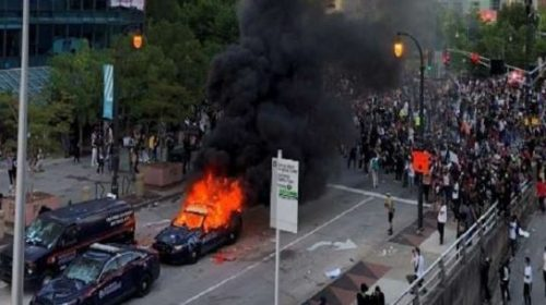 George Floyd Death Protest: Curfew in 40 cities, including Washington