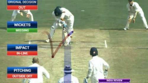 DRS: Wickets from fast bowlers, spinners are getting more benefit