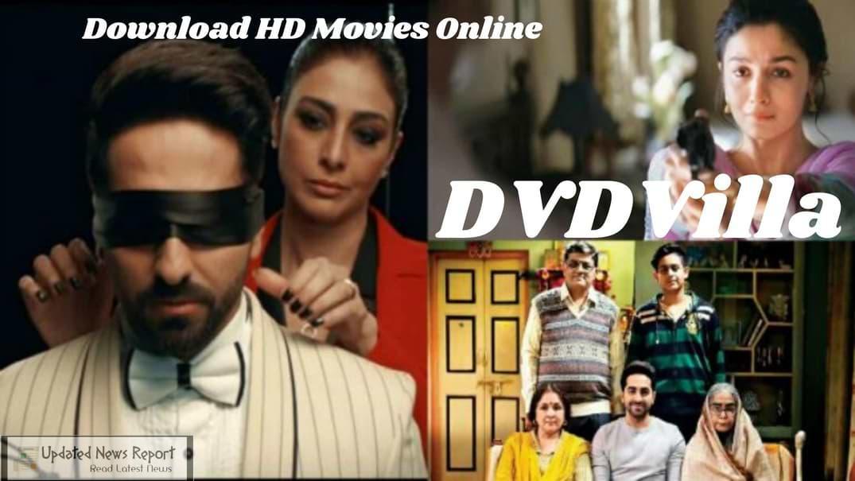 DVDVilla Download Movies