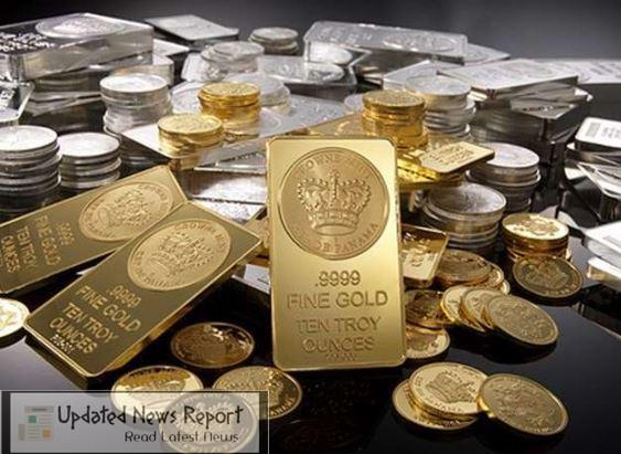 Gold Price Today: Gold futures fall, silver trending at highest level