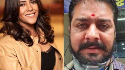 Bigg Boss 13 fame Hindustani Bhau lodges FIR against Ekta Kapoor