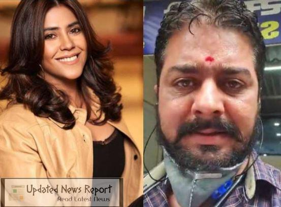 Bigg Boss 13 fame Hindustani Bhau lodges FIR against Ekta Kapoor