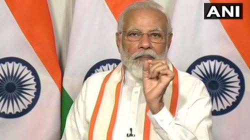 PM Modi gives five 'I' formula for self-reliant India