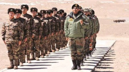 India-China Border: China confesses that its military commander killed in the street