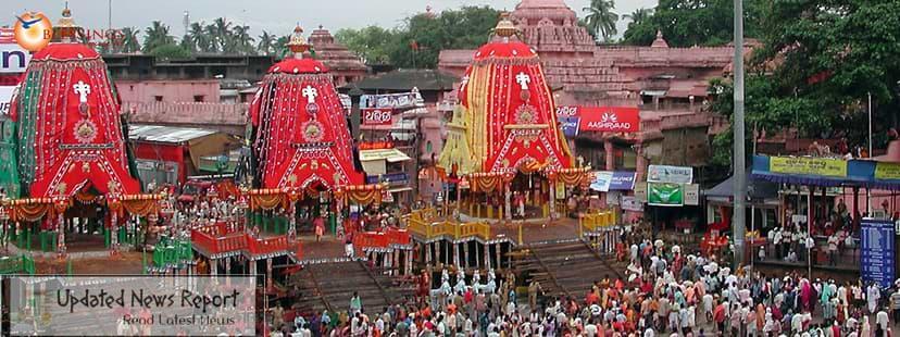 Jagannath Puri Rath Yatra 2020