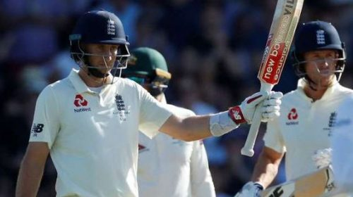 This player can be captain of England team for a Test match