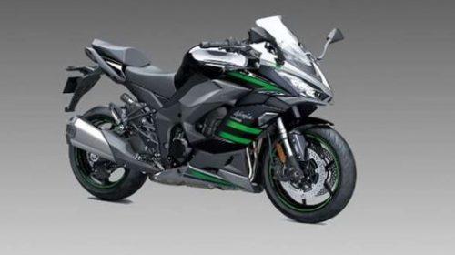 2020 Kawasaki Ninja 1000SX BS6 launched