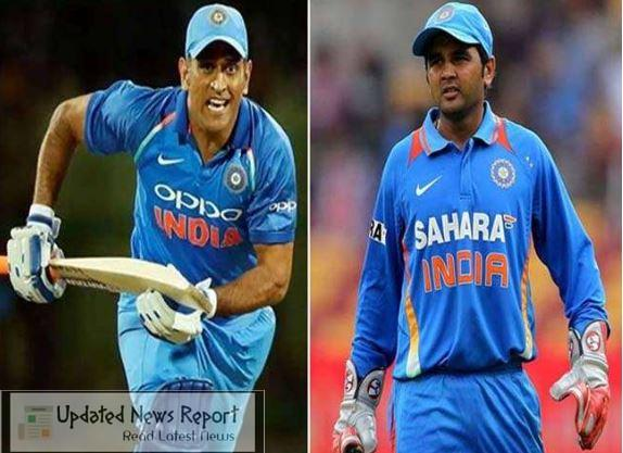Parthiv Patel, speaking on his rivalry with MS Dhoni, said- how would he get a chance during his stay