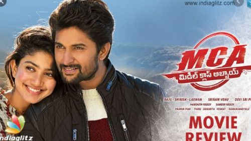 Download Middle Class Abbayi Telugu Movie On Tamilrockers