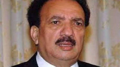 American woman accuses former Pakistan Home Minister of rape