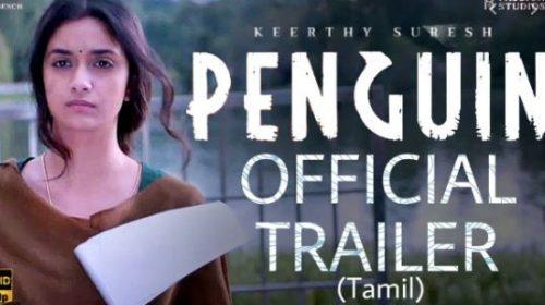 Penguin Amazon Prime Tamil Movie Leaked By Tamilrockers