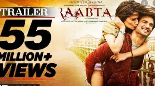 Download Raabta Bollywood Movie on Filmywap