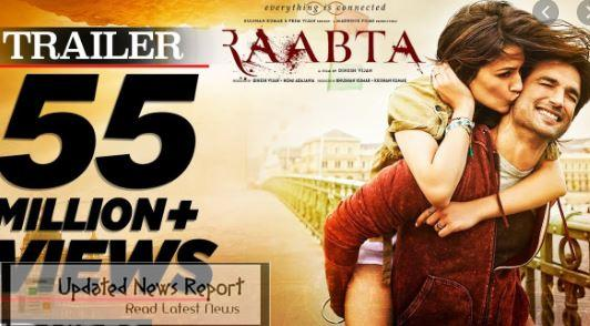Download Raabta Bollywood Movie on Filmywap