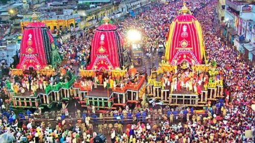 Rath Yatra Puri 2020