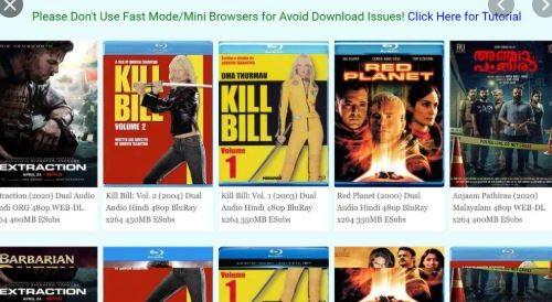 SSR Movies 2020: Download Bollywood Hindi Movies on SSR Movies