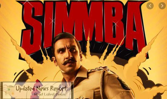 Download Simmba (2018) Bollywood Movie on Khatrimaza