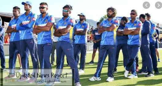 3 players of Sri Lankan team accused of match fixing