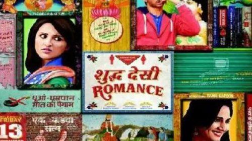 Watch & Download Suddh Desi Romance On Worldfree4u