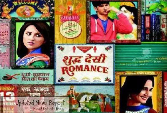 Watch & Download Suddh Desi Romance On Worldfree4u