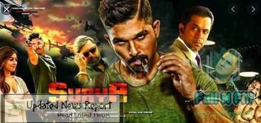 Surya: The Brave Soldier Telugu Movie Download Leaked by Filmyhit