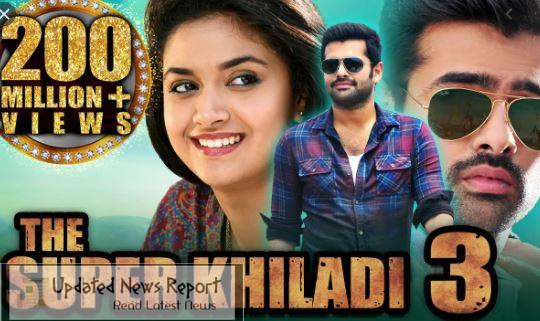 Download The Super Khiladi 3 Telugu Movie on Movies4u