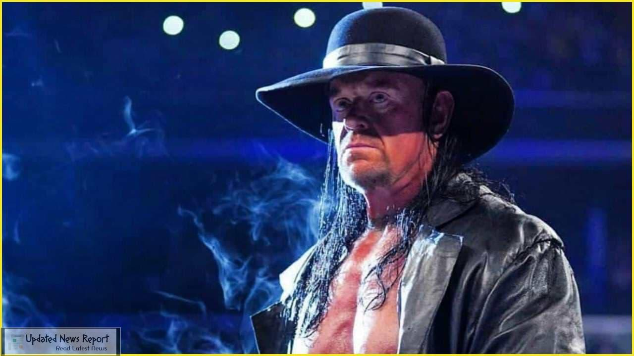 Undertaker retirement from WWE
