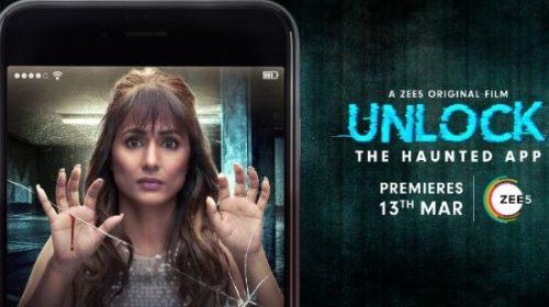Unlock- The Haunted App ZEE5 Hindi Film Leaked By Movierulz
