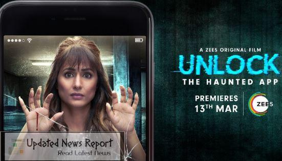 Unlock- The Haunted App ZEE5 Hindi Film Leaked By Movierulz